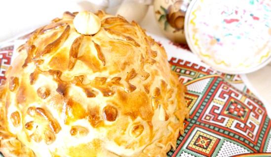 Настоящий курник - король русских пирогов