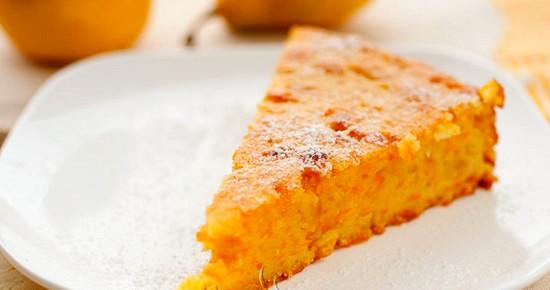 как приготовить пирог из тыквы в духовке