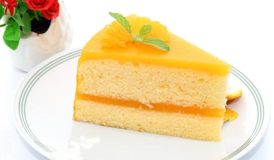 Рецепт торта из апельсин